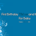 1st Birthday Wishes For Daughter Facebook