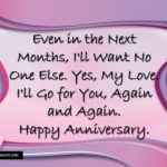 1st Month Anniversary Wishes