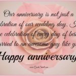 1st Wedding Anniversary Quotes For Husband Facebook