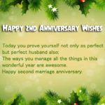 2nd Anniversary Quotes For Husband Tumblr
