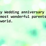 30th Wedding Anniversary Quotes For Parents