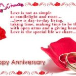 30th Wedding Anniversary Quotes For Wife Facebook