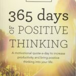 365 Days Of Positive Thinking Pinterest