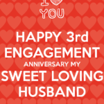 3rd Engagement Anniversary Quotes Pinterest