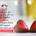 3rd Wedding Anniversary Wishes For Wife Facebook