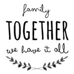 4 Word Quotes About Family Pinterest