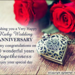 40th Wedding Anniversary Messages Twitter