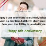 6 Wedding Anniversary Wishes Twitter