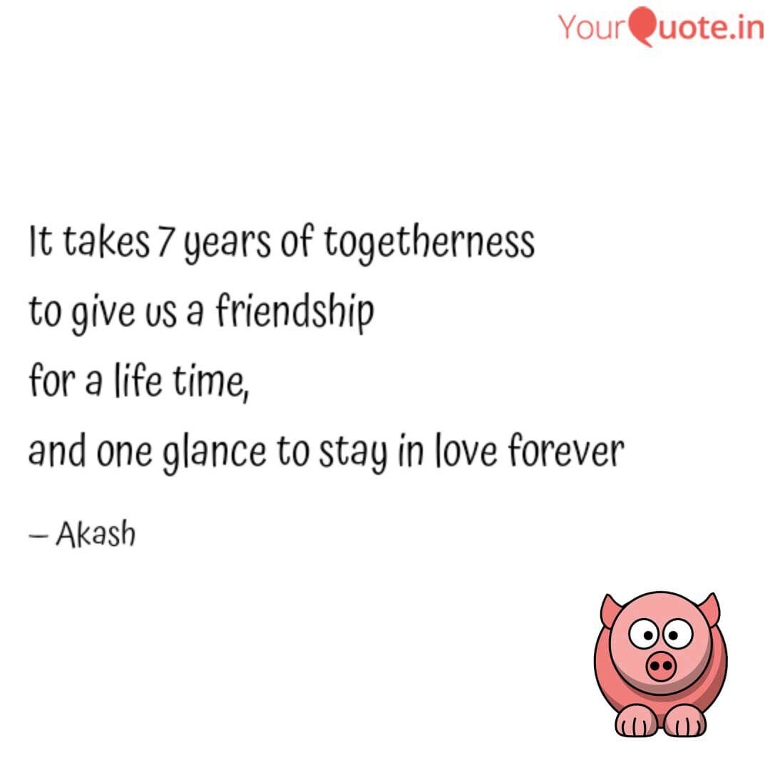 Togetherness quotes years of two The 40