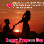8 February Propose Day Images Facebook
