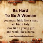 Act Like A Lady Think Like A Man Quotes Twitter