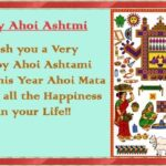 Ahoi Ashtami Wishes Images