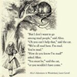 Alice In Wonderland Book Quotes Tumblr