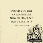 Alice In Wonderland Lewis Carroll Quotes Pinterest