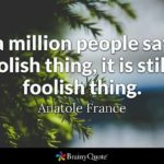 Anatole France Quotes Tumblr