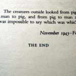 Animal Farm Ending Quote Tumblr