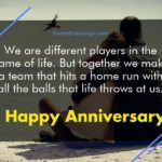 Anniversary Caption For Husband