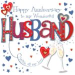 Anniversary Greetings For Husband Facebook
