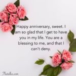 Anniversary Wishes For Her Twitter
