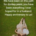 Anniversary Wishes To Hubby Facebook