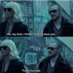 Atomic Blonde Quotes Twitter