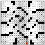 Baseball Quote Crossword Twitter