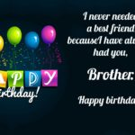 Bday Quotes For Brother Pinterest