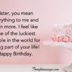 Bday Wishes For Sister Tumblr