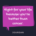 Beat Cancer Quotes Facebook