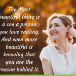 Beautiful Girl Smile Quotes