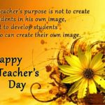 Beautiful Lines For Teachers Day Twitter