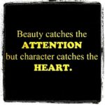 Beauty And Character Quotes Pinterest