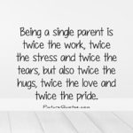 Being A Single Mom Quotes Pinterest