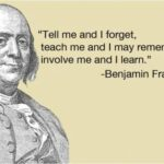 Ben Franklin Education Quotes Twitter