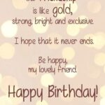 Best Birthday Quotes For Best Friend Tumblr