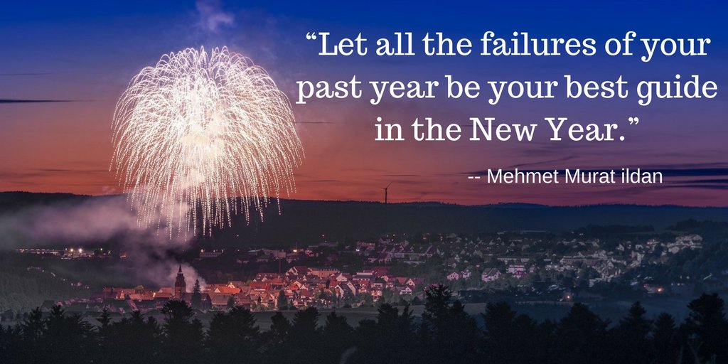 Best Motivational Quotes For New Year Twitter