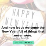 Best Quotes For Starting The New Year