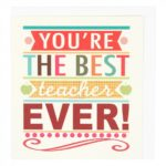 Best Teacher In The World Quotes Facebook