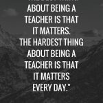 Best Teaching Quotes Sayings Pinterest
