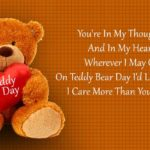 Best Teddy Day Quotes Twitter