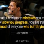 Best Tony Robbins Quotes Facebook