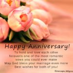 Best Wishes For Marriage Anniversary