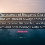 Bhagavad Gita Quotes On Positive Thinking Facebook
