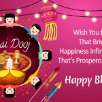 Bhai Dooj Wishes For Sister In Hindi Facebook