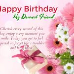 Birthday Card Messages For Friends Pinterest