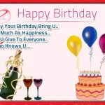 Birthday Happiness Quotes