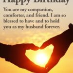 Birthday Message For Husband Twitter