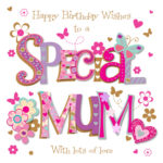 Birthday Messages For Mum Twitter