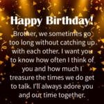 Birthday Quotes For Brother Tumblr