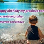 Birthday Quotes For My Son Tumblr